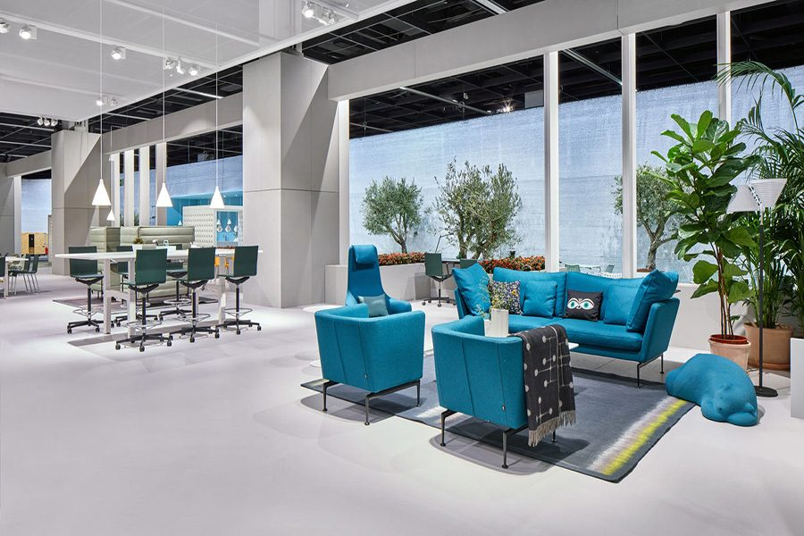 Trends&Thoughts: El futuro del workplace. Tendencias en Orgatec 2018