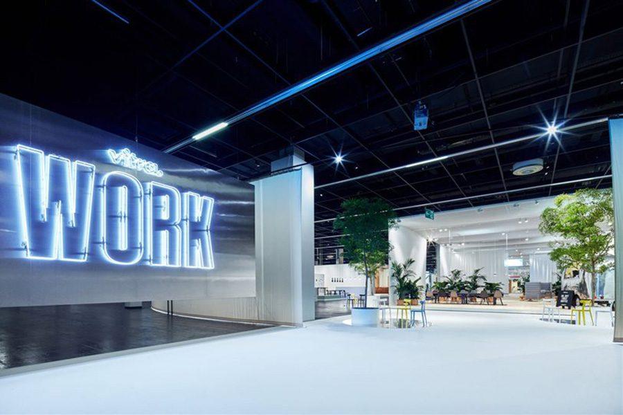 Work 2018 – La oficina del futuro según Vitra