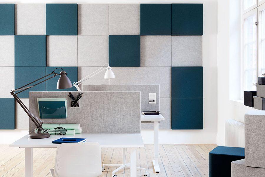 Soluciones acústicas – La importancia del confort acústicos en oficina y contract
