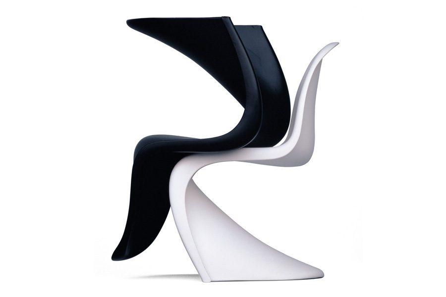 Silla Panton: 50 años de un icono del diseño